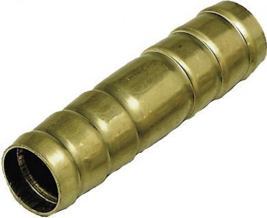 SCHLAUCHVERBIND Schlauchverbindungsröhrchen 34303-E Messing 1