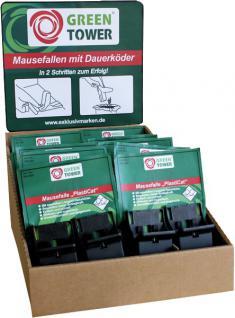 "Greentower GT Mausefalle ,, PlastiCat"" 820208 Plasticat"