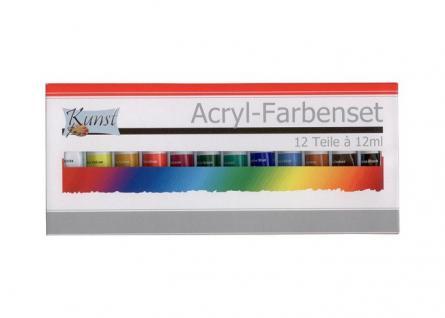 Acryl-Farbenset