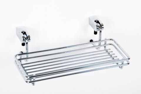 Wesco Relingsystem Halter-Set Küchenreling Ablage