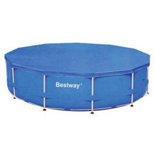 Bestway Abdeckhaube 366cm für Steel Frame Pool