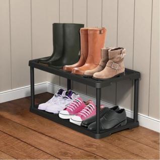 schuhablage kunststoff online bestellen bei yatego. Black Bedroom Furniture Sets. Home Design Ideas