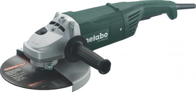 """Metabo WINKELSCHLEIFER 2.200-Watt-Winkelschleifer ,, WX 2200-230"""" 600397000 Wx2200-230"""