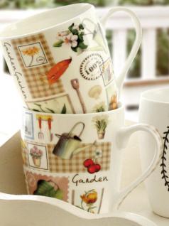 "BECHER ,, Garden"" Sort Garden"