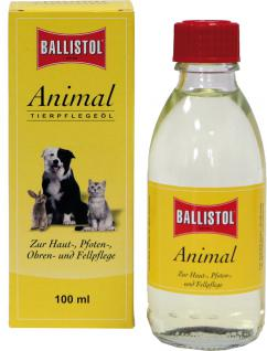 "BALLISTOL-ANIMAL Tierpflegeöl ,, Animal"" 2651 100ml"