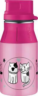 "Alfi Trinkflasche ,, Cats + Dogs"" 5377.100.040 E.bottle 0, 4l C+d"