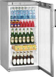 LIEBHERR Getränkekühlschrank FKvsl 2610 Silber Fks 2610-21
