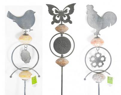 Gartenstecker metall online bestellen bei yatego for Gartenstecker metall