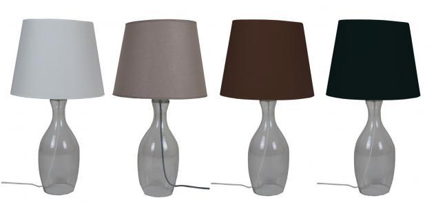 lampenschirm tischlampe aus glas g nstig bei yatego. Black Bedroom Furniture Sets. Home Design Ideas