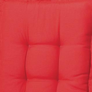 SESSELAUFLAGE Auflage 7PHOSB220 Hoch Panama Red B220