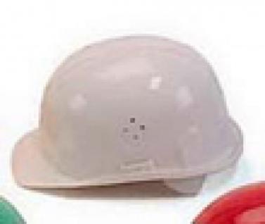 SCHUTZHELM PVC-Bauschutzhelm 2302 En397 Weiss