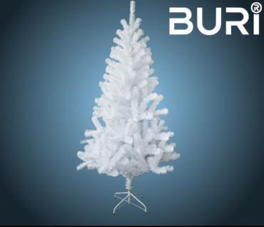 k nstlicher weihnachtsbaum wei blau rot pink 120 210cm. Black Bedroom Furniture Sets. Home Design Ideas