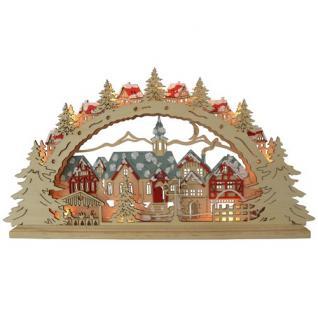 Weihnachtsdeko Winterdorf
