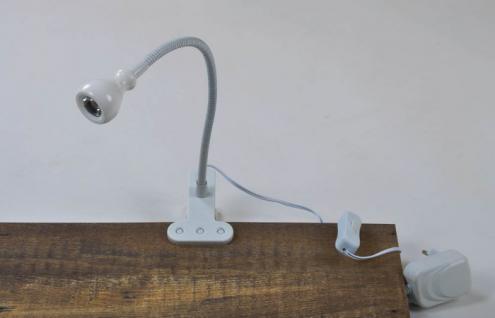 LED Schreibtischlampe Klemmleuchte Leselampe Leuchte Tischlampe Arbeitsleuchte