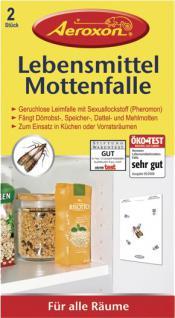 AEROXON LEBENSM.-MOTTEN Lebensmittel-Mottenfalle 44442 Falle