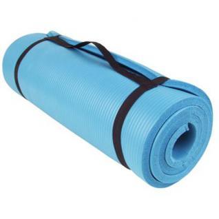 Joy Gymnastikmatte 182x60x1, 5cm Fitnessmatte Yogamatte Bodenmatte Turnmatte Yoga
