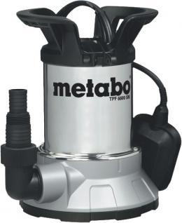 """Metabo Klarwasser-Tauchpumpe ,, TPF 6600 SN"""" 0250660006 Tauchp. Tpf6600sn"""