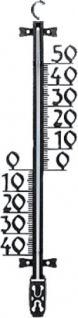 STAR Zimmer- und Außenthermometer 8134 Zi+au-thermometer Schw.46cm8134