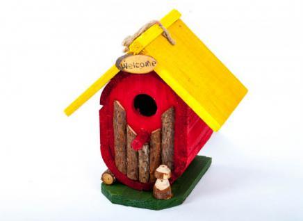 vogel nisth hle aus holz 11x9x22cm kaufen bei. Black Bedroom Furniture Sets. Home Design Ideas