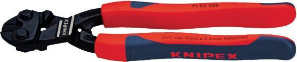 "Knipex BOLZENSCHNEIDER Kompakt ,, CoBolt®"" 7102 200mm"