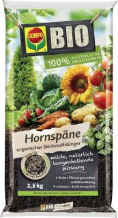 """Compo Bio Hornspäne ,, COMPO®"""" 12611 2, 5kg Hsp 2.5"""