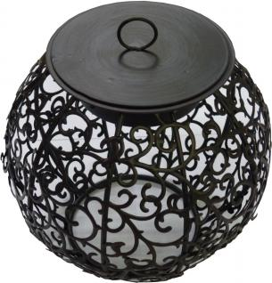 "FEUERKUGEL Öllampe ,, Feuerkugel"" 17cm"