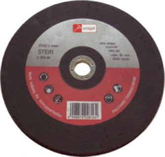 Uniqat TRENNSCHEIBE Trennscheiben für Stein 115mm