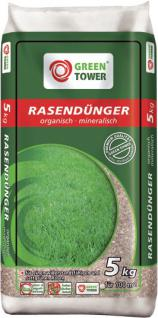 Greentower GT Rasendünger RasendÜnger 5 Kg Btl