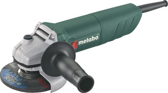 """Metabo WINKELSCHLEIFER 750-Watt-Winkelschleifer ,, W 750-125"""" 601231500 W750-125"""