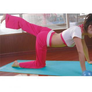 Yoga Matte Sportmatte Entspannungsmatte Yogamatte Pilates Traningsmatte Training