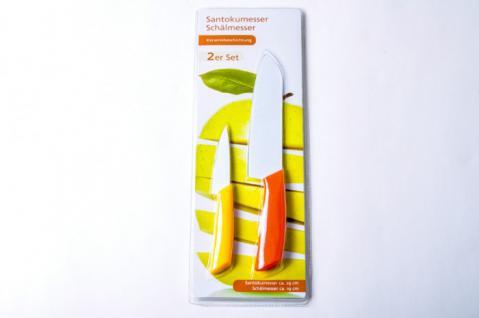 Santokumesser Schälmesser Küchenmesser