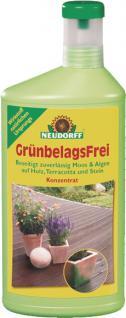 NEUDORF Grünbelagsfrei 6009 Gruenbelagsfrei 1ltr