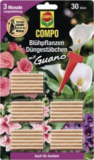 "Compo Düngestäbchen ,, COMPO®"" 12063 Duengestab Karte Cdbl"