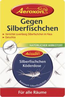 AEROXON SILBERFISCHBOX Silberfischchen-Köderbox 21443