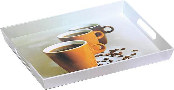 """Emsa Serviertablett ,, Coffee"""" 503790 Tablett 40x31 Coffee"""