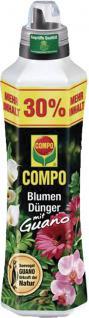 """Compo Blumendünger ,, COMPO®"""" 12031 Guano Fluessigd.1, 3 Ltr."""