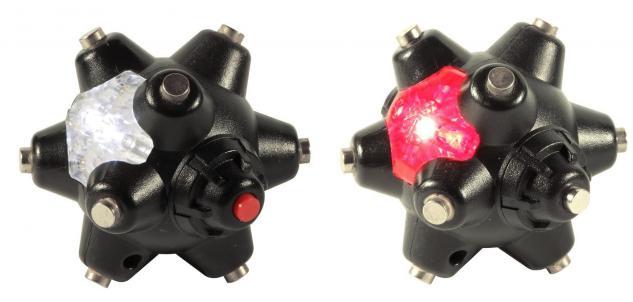 1x LED-Arbeitsleuchte mit Magnetnoppen Arbeitslampe Handlampe Werkstattlampe neu