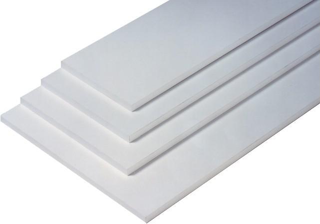 fachboden regalb den und m belbauplatten weiss 1150x200 mm kaufen bei. Black Bedroom Furniture Sets. Home Design Ideas