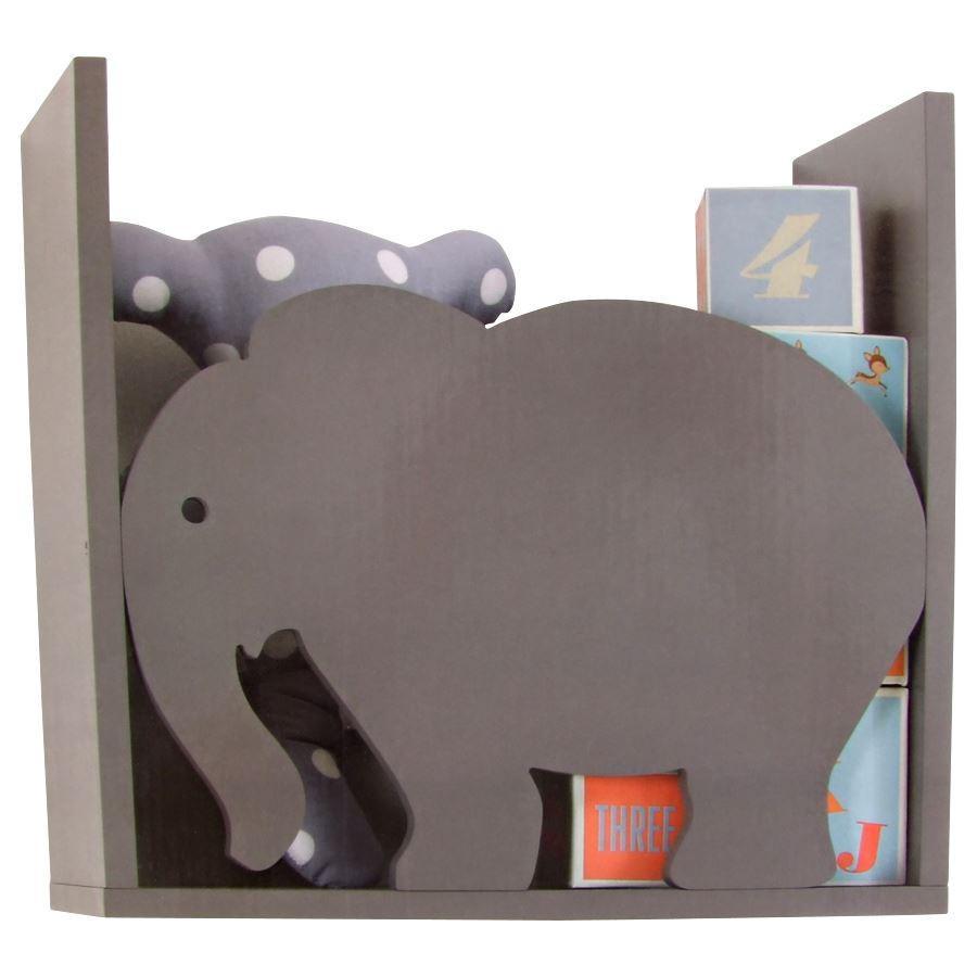 kinderregal elefant spielzeugregal wandregal regal kinderzimmer