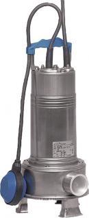 Nowax EDELSTAHL-TAUCHPUMPE Schmutzwassertauchpumpe STPN 12000