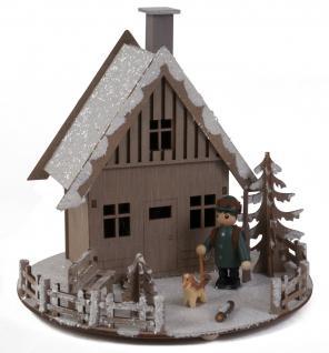 Weihnachten dekoration aus holz g nstig bei yatego - Winterlandschaft dekoration ...