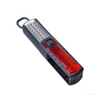 LED Arbeitsleuchte mit Haken und Magnethalhalter