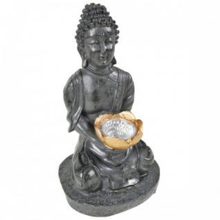 Solarlampe Buddha