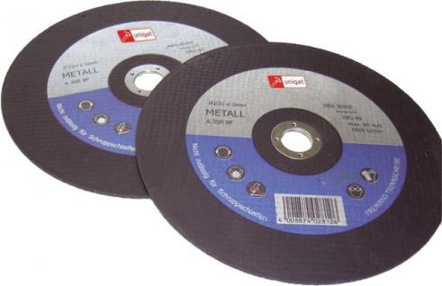 Uniqat TRENNSCHEIBE Trennscheiben für Metall 230mm