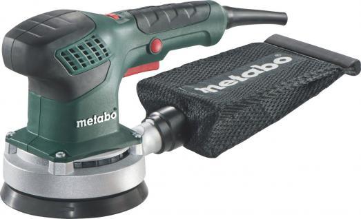 """Metabo EXZENTERSCHLEIFER 310-Watt-Exzenterschleifer ,, SXE 3125"""" 600443000 Sxe 3125"""
