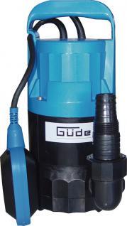 """Güde GUEDE Klarwasser-Tauchpumpe ,, GT 2500"""" 94613 Klarwasserpumpe Gt 2500"""