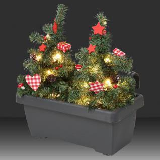 Deko tannenbaum g nstig sicher kaufen bei yatego - Led deko tanne ...