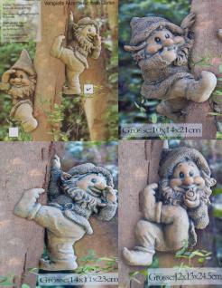 Baumgucker Troll in 4 Größen Baumgucker Baumhänger Baum Deko Zwerg Wichtel Neu