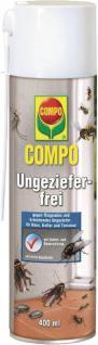 Compo Ungeziefer Spezialspray 16740-02 Ungeziefer-spray 500ml