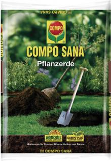 """Compo Pflanzerde ,, COMPO SANA®"""" 60ltr"""